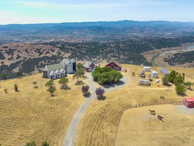16650 Finley Ridge Rd, Morgan Hill, CA 95037 (#ML81855116) :: Live Play Silicon Valley