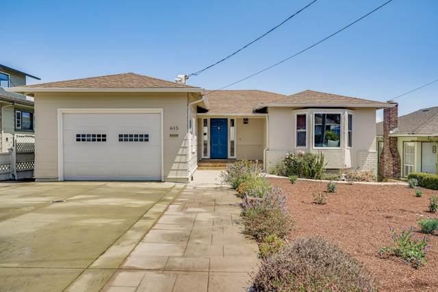 615 Santa Susana Ave, Millbrae, CA 94030 (#ML81855122) :: The Gilmartin Group