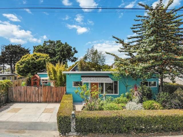 815 35th Ave, Santa Cruz, CA 95062 (#ML81855131) :: Intero Real Estate