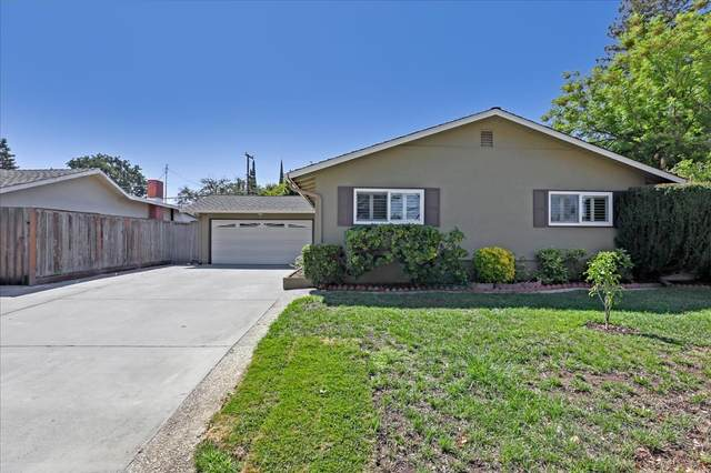 3714 Century Dr, Campbell, CA 95008 (#ML81855133) :: Intero Real Estate