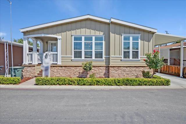 1085 Tasman Dr 767, Sunnyvale, CA 94089 (#ML81855138) :: Alex Brant