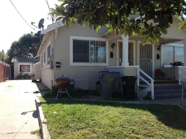 289 N 11th St, San Jose, CA 95112 (#ML81855139) :: Robert Balina | Synergize Realty