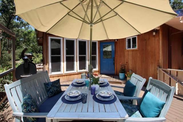 8484 E Zayante Rd, Felton, CA 95018 (#ML81855145) :: Intero Real Estate