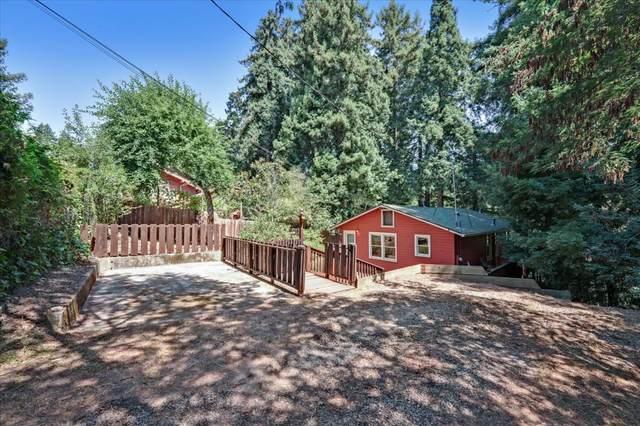1260 El Rancho Dr, Santa Cruz, CA 95060 (#ML81855149) :: Intero Real Estate
