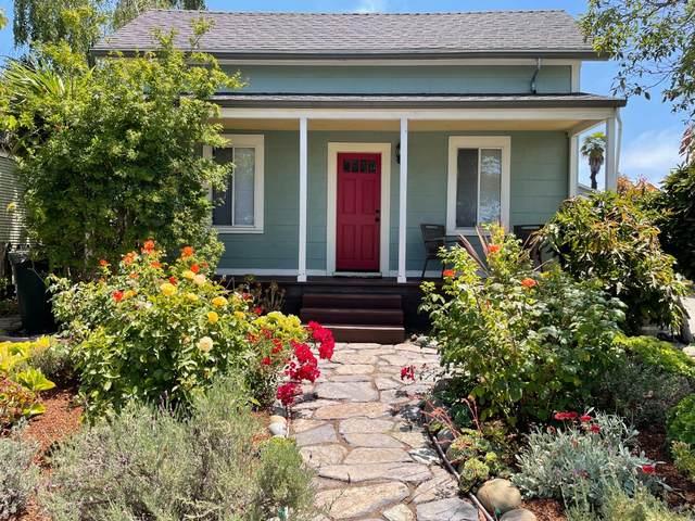 420 Poplar Ave, Santa Cruz, CA 95062 (#ML81855160) :: Alex Brant