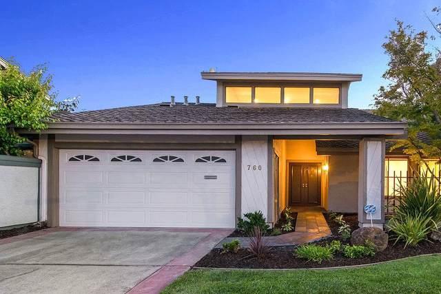 760 Coronado Ln, Foster City, CA 94404 (#ML81855165) :: Intero Real Estate