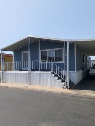 575 San Pedro Ave #22, Morgan Hill, CA 95037 (#ML81855169) :: Real Estate Experts
