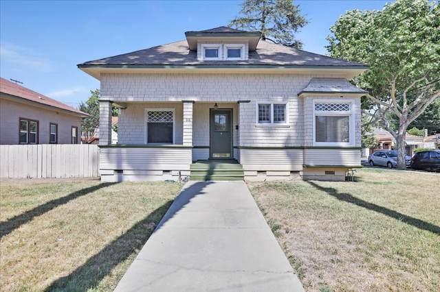 98 S 12th St, San Jose, CA 95112 (#ML81855173) :: Schneider Estates