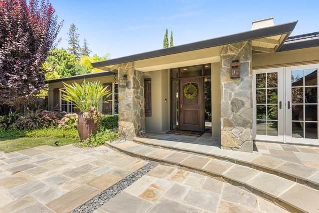 19341 Brockton Ln, Saratoga, CA 95070 (#ML81855176) :: Real Estate Experts
