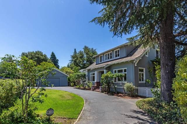343 Ranelagh Rd, Hillsborough, CA 94010 (#ML81855192) :: The Goss Real Estate Group, Keller Williams Bay Area Estates