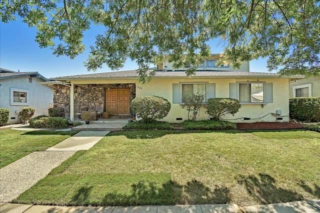 5828 El Zuparko Dr, San Jose, CA 95123 (#ML81855200) :: Intero Real Estate