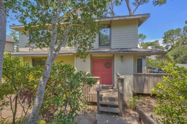 1360 Josselyn Canyon Rd 8, Monterey, CA 93940 (#ML81855211) :: Intero Real Estate