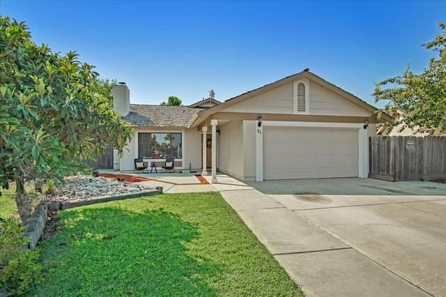 21 Saint Albans Cir, Salinas, CA 93905 (#ML81855212) :: Schneider Estates
