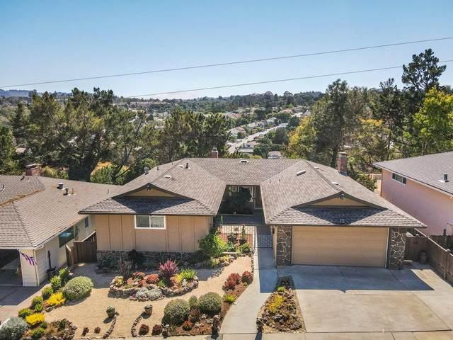 3344 Countryside Dr, San Mateo, CA 94403 (#ML81855216) :: Olga Golovko