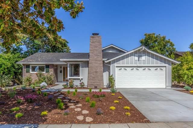 1342 Hollenbeck Ave, Sunnyvale, CA 94087 (#ML81855219) :: Alex Brant