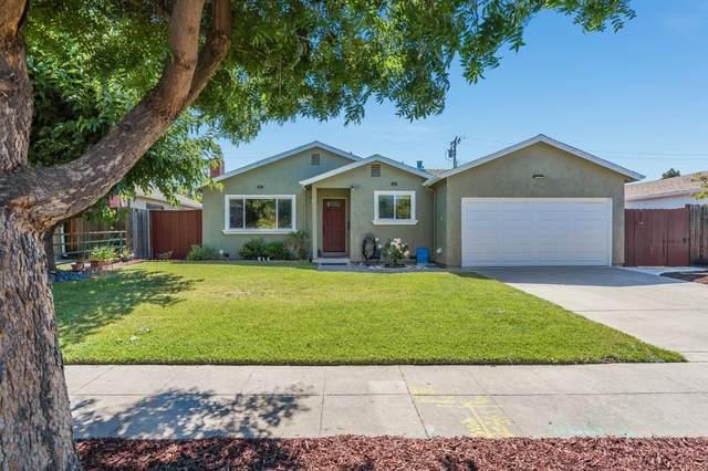 1859 Via Cinco De Mayo, San Jose, CA 95132 (#ML81855220) :: Intero Real Estate