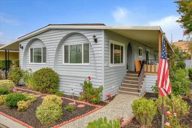 120 Mountain Springs 120, San Jose, CA 95136 (#ML81855258) :: Real Estate Experts