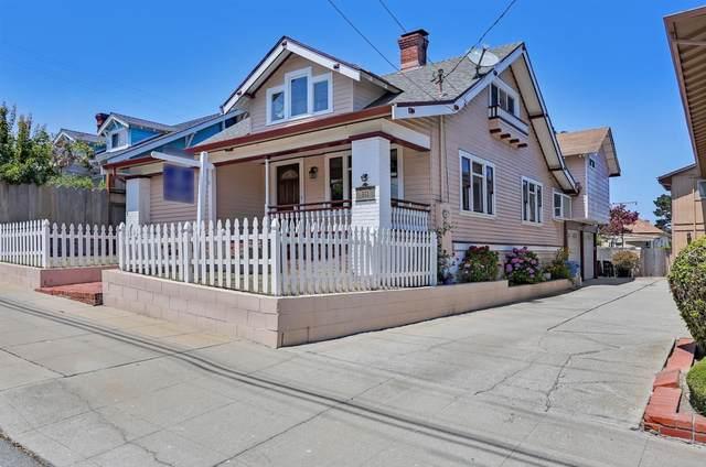882 W Franklin St, Monterey, CA 93940 (#ML81855263) :: Paymon Real Estate Group