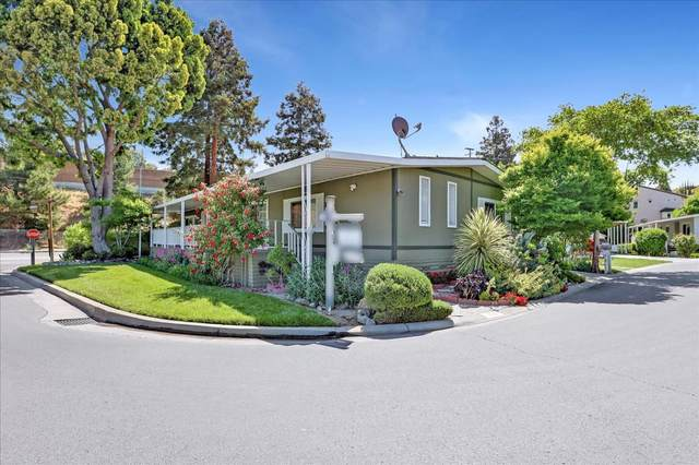752 Millstream Dr 752, San Jose, CA 95125 (#ML81855265) :: Real Estate Experts