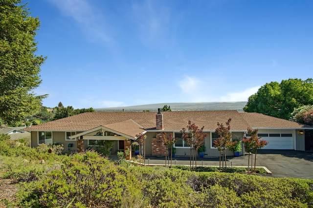 2800 Thomas Grade, Morgan Hill, CA 95037 (#ML81855271) :: Real Estate Experts