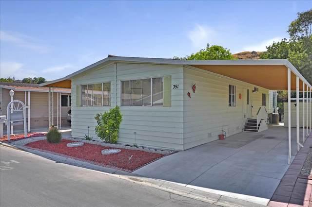 351 Millpond Dr 351, San Jose, CA 95125 (#ML81855277) :: Real Estate Experts