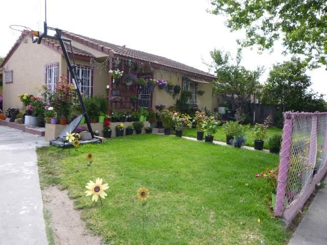 1113 Acosta St, Salinas, CA 93905 (#ML81855294) :: The Gilmartin Group