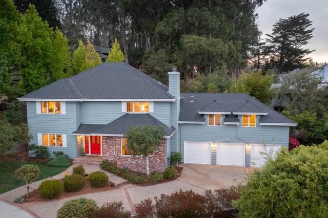 110 Limestone Ln, Santa Cruz, CA 95060 (#ML81855334) :: The Kulda Real Estate Group