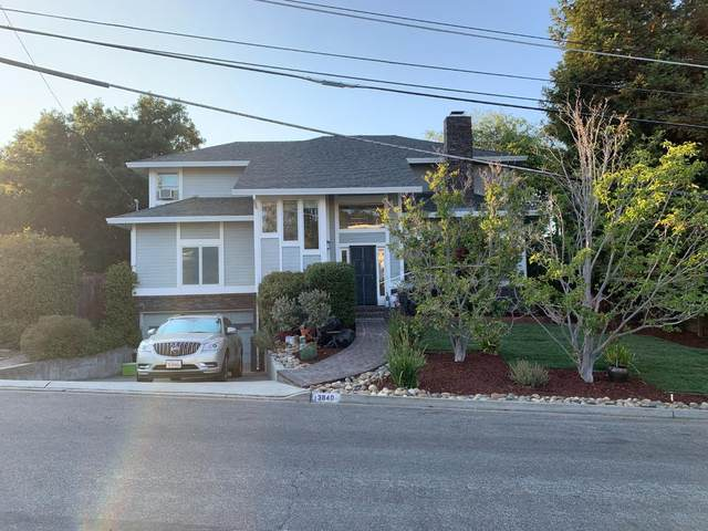 3840 E Lake Way, Redwood City, CA 94062 (#ML81855363) :: The Gilmartin Group