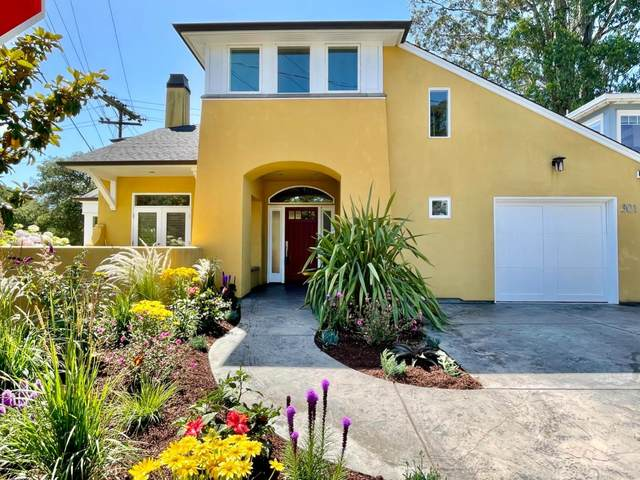 301 Mccormick Ave, Capitola, CA 95010 (#ML81855366) :: Real Estate Experts
