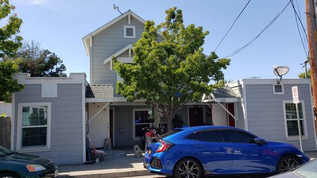 209 Kaye St, Santa Cruz, CA 95060 (#ML81855381) :: Real Estate Experts