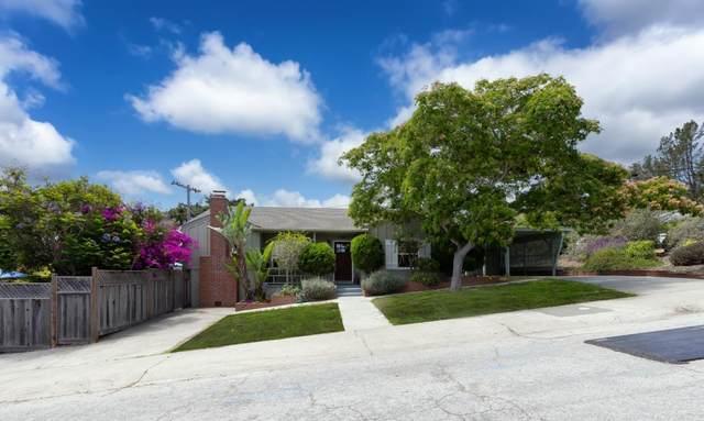 121 Mesa Ln, Santa Cruz, CA 95060 (#ML81855397) :: Real Estate Experts