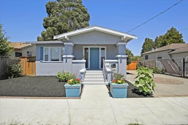 1521 Garvin Ave, Richmond, CA 94801 (#ML81855480) :: Schneider Estates