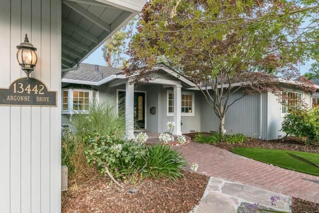 13442 Argonne Dr, Saratoga, CA 95070 (#ML81855539) :: Live Play Silicon Valley