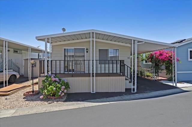 1515 N Milpitas Blvd 84, Milpitas, CA 95035 (#ML81855543) :: Strock Real Estate