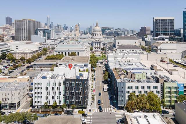 388 Fulton St 601, San Francisco, CA 94102 (#ML81855552) :: The Gilmartin Group