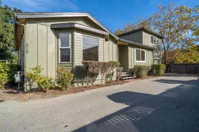 515 Capitola Road Ext, Santa Cruz, CA 95062 (#ML81855556) :: The Sean Cooper Real Estate Group
