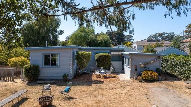 415 15th Ave, Santa Cruz, CA 95062 (#ML81855583) :: Alex Brant