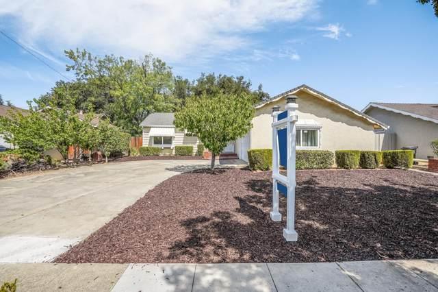 1310 S Blaney Ave, San Jose, CA 95129 (#ML81855588) :: The Gilmartin Group