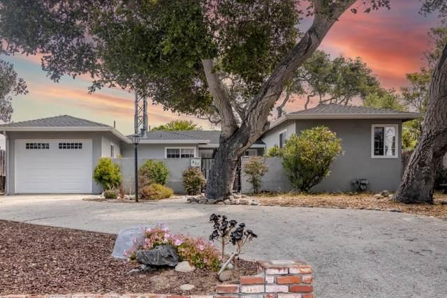 837 Portola Dr, Monterey, CA 93940 (#ML81855622) :: The Gilmartin Group
