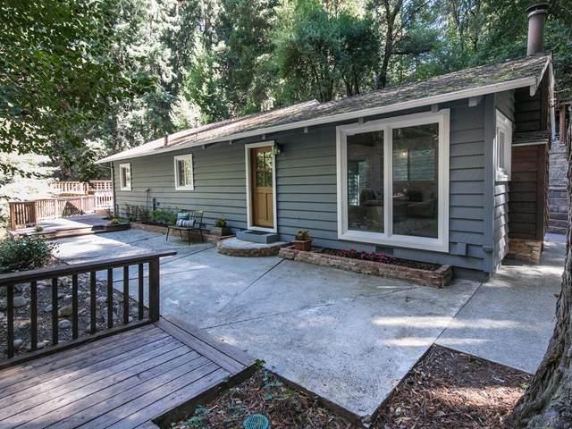 389 Glenwood Cutoff, Scotts Valley, CA 95066 (#ML81855629) :: The Kulda Real Estate Group