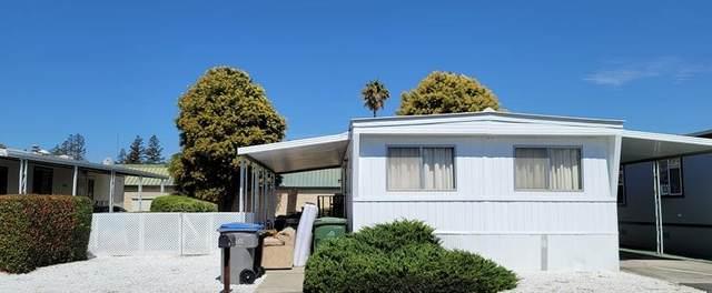 3637 Snell Ave 401, San Jose, CA 95136 (#ML81855665) :: Alex Brant