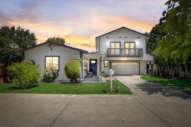5 Vera Ct, Redwood City, CA 94061 (#ML81855666) :: The Gilmartin Group