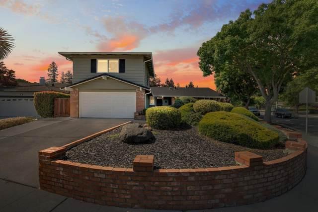 986 Nettle Pl, Sunnyvale, CA 94086 (#ML81855687) :: Alex Brant