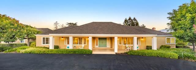 26660 Snell Ln, Los Altos Hills, CA 94022 (#ML81855701) :: The Kulda Real Estate Group