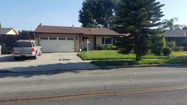 607 Coyote Rd, San Jose, CA 95111 (#ML81855708) :: Alex Brant