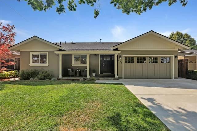 831 Mango Ave, Sunnyvale, CA 94087 (#ML81855715) :: Strock Real Estate