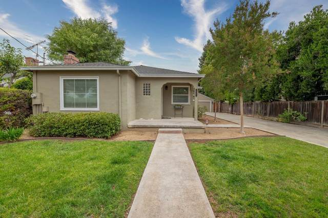 235 W Latimer Ave, Campbell, CA 95008 (#ML81855727) :: Paymon Real Estate Group