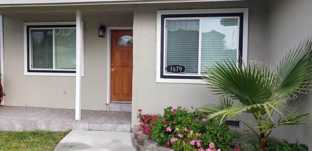 1679 Nickel Ave, San Jose, CA 95121 (#ML81855730) :: The Realty Society