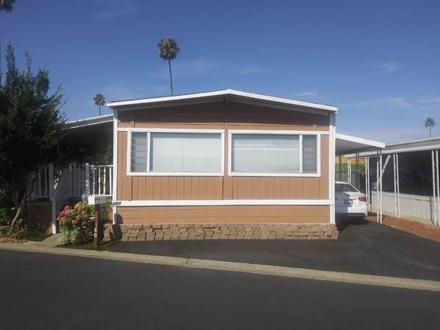 165 Blossom Hill Rd 280, San Jose, CA 95123 (#ML81855741) :: The Realty Society