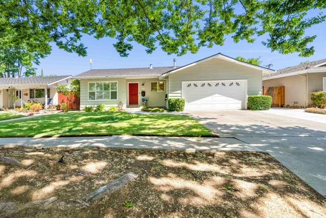 4107 Acapulco Dr, Campbell, CA 95008 (#ML81855755) :: Paymon Real Estate Group